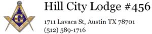 Hill City Lodge #456, A.F. & A.M.