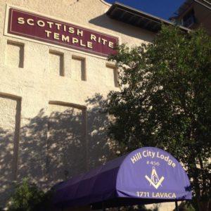Hill City Masonic Lodge, Austin, TX